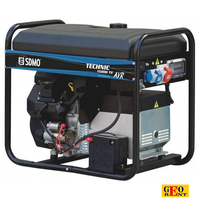 12kw. SDMO Technic15000TE