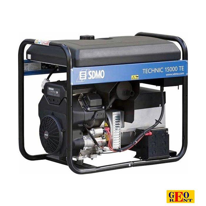 SDMO Technic15000TE