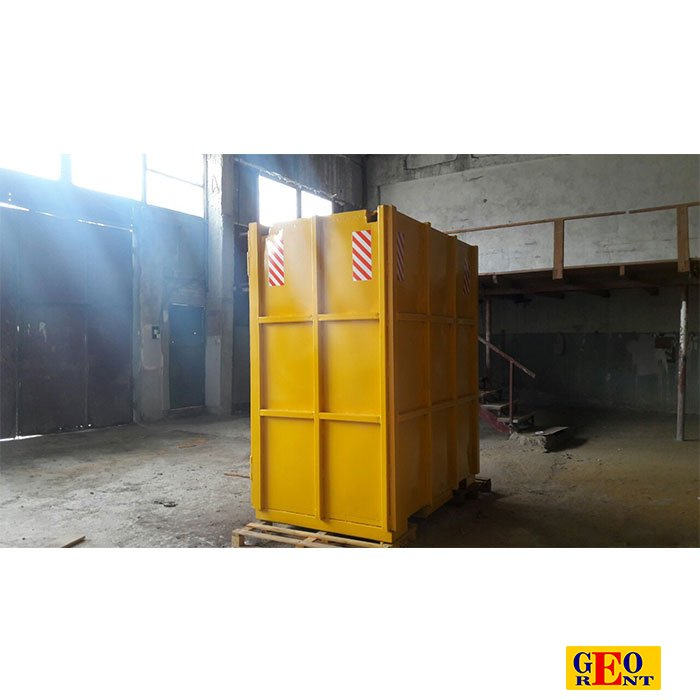 Warehouse container  1,5 X 2M