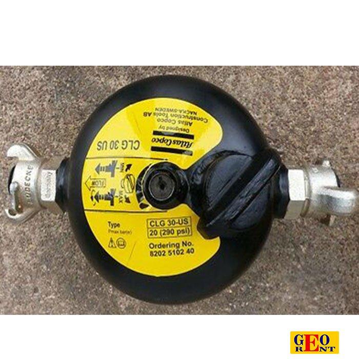 Atlas Copco CLG 30 lubrigator