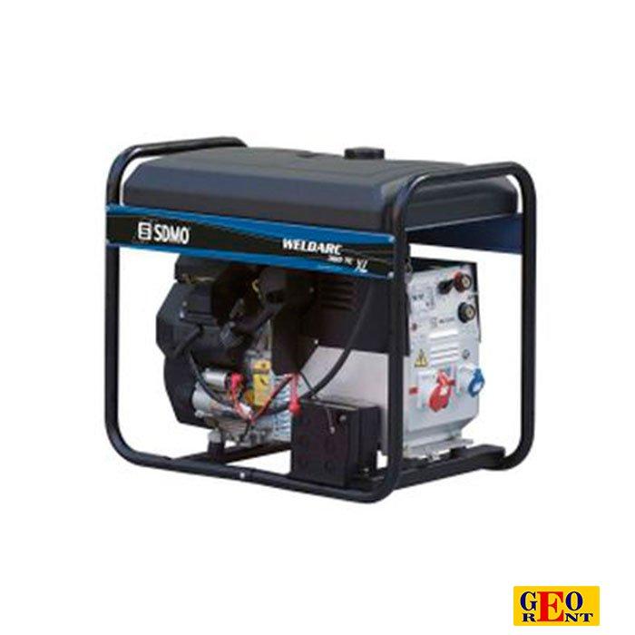 SDMO Weldarc 200