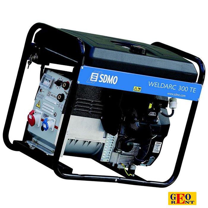 SDMO Weldarc 300TE